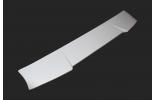Спойлер нового образца (стеклопластик) на УАЗ ПАТРИОТ неокрашеный