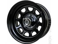 Диск колесный Р16 УАЗ IKON SNC042 ET- 22 5х139,7 8х16 черный