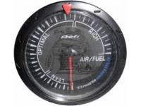 Датчик топливо воздушной смеси 60 мм, красная подсветка (выносной) 09ч