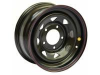 Диск колесный OFF-ROAD Wheels 1680-53910 ET (+15) A17 Патриот (черный)