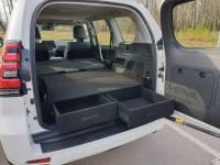 Органайзер Комфорт для Toyota Land Cruiser Prado 150 (с 2018г)