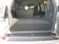 """Органайзер """"Комфорт"""" для Toyota Land Cruiser Prado 120"""