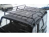 Багажник на УАЗ Хантер Разборный 6 опор 1.80м